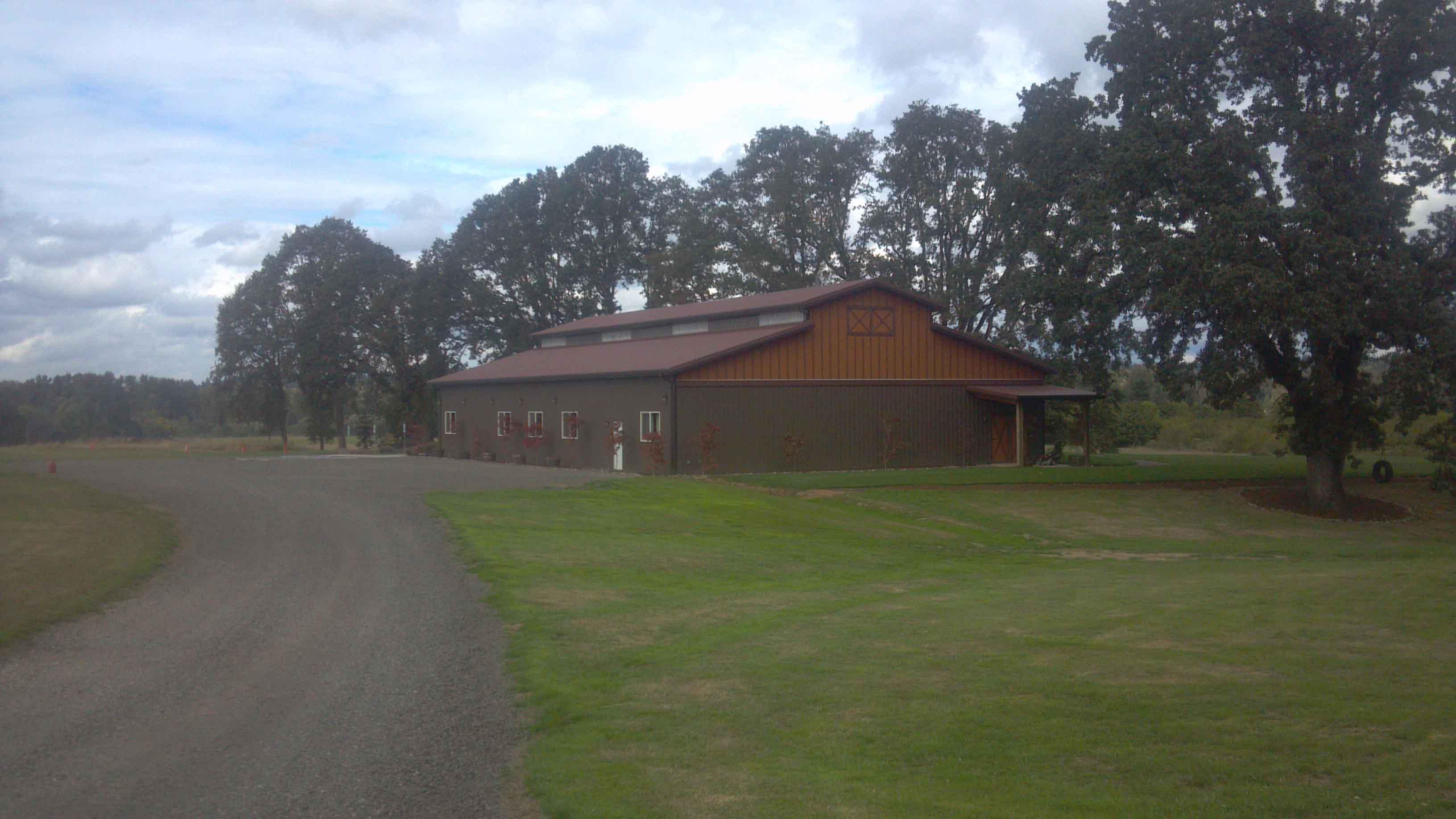 Wedding Pole Building (4)