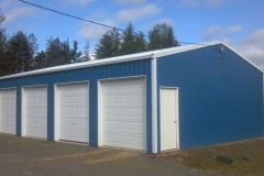 48'x30'x10' mini storage builing