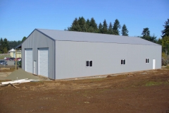 48'x72'x16' shop on nursey