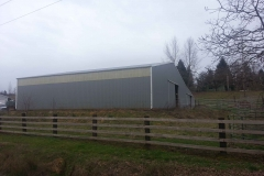 Country Horse Barn