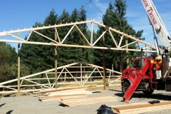 Pole Building Structure 1