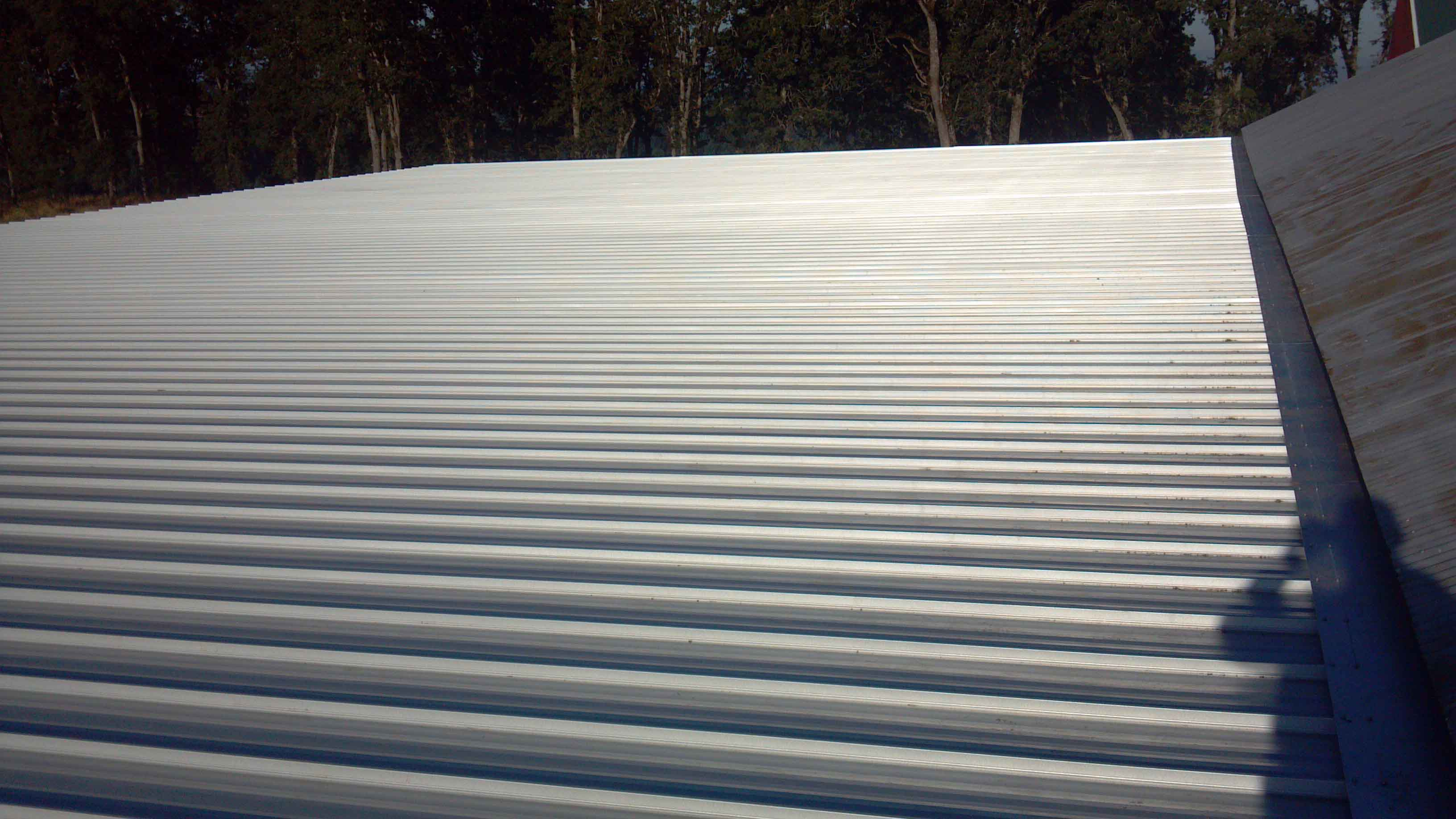 Clip-Loc Metal Roofing