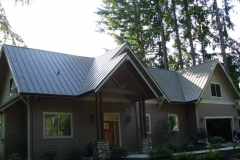 Wonderful home with Loc-Seam roof