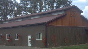 Roofing Wedding Barn Roof