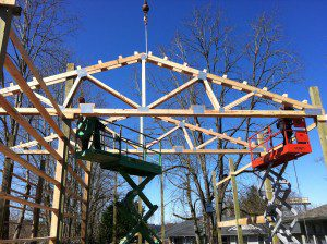 Trusses Clear Span 2