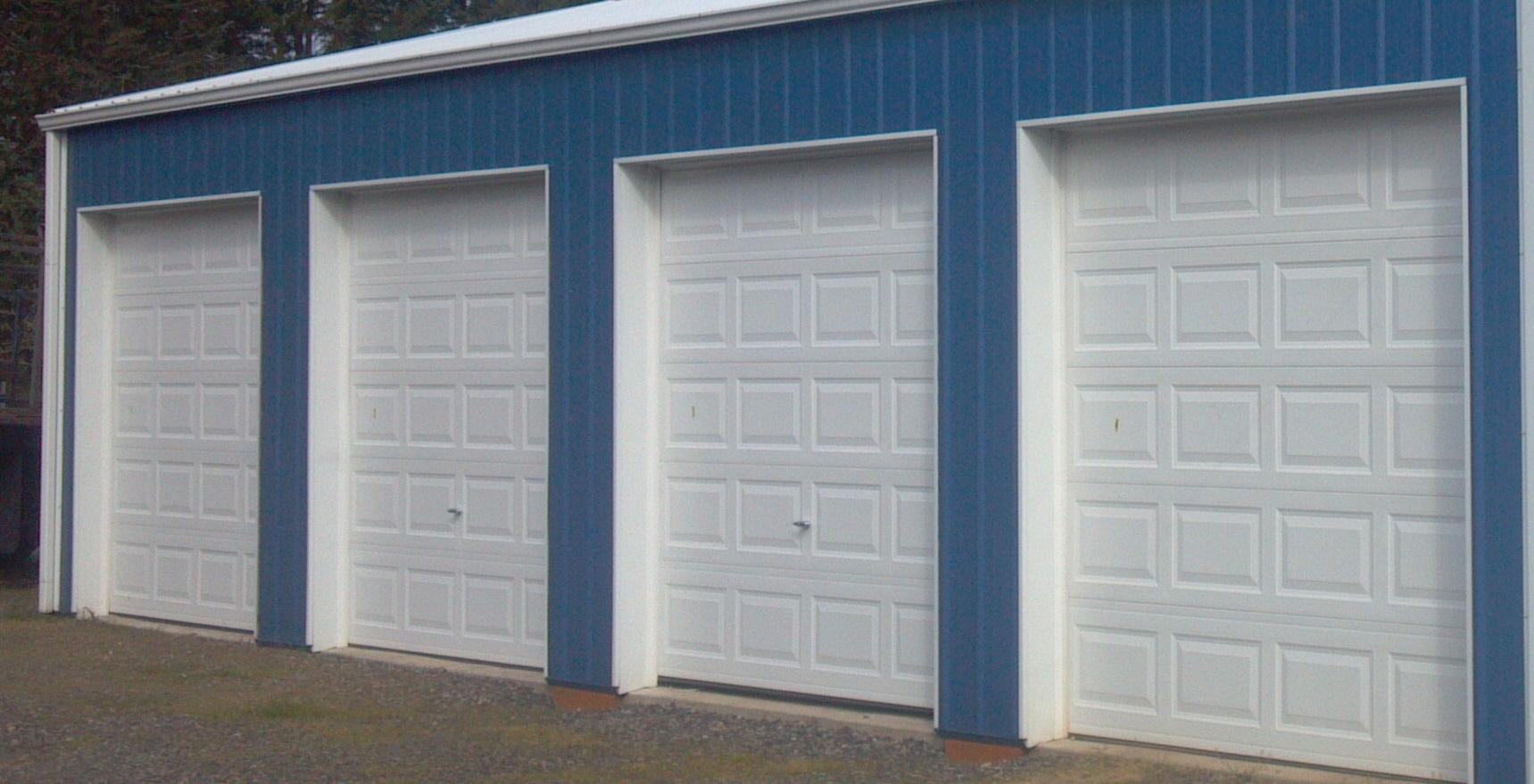 Door Options Sliding Amp Overhead Clackamas Locke Buildings