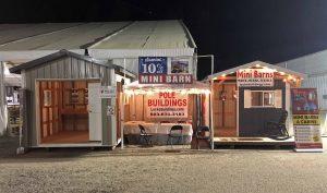 Booth At Clackamas County Fair 2019