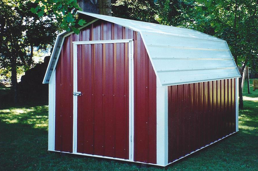 Gambrel sheds for Agriculture